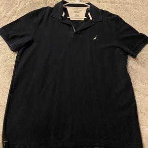 Mens nautica XL polo shirt